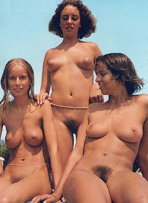 Sorry, that Nude beach lesbian orgy happens