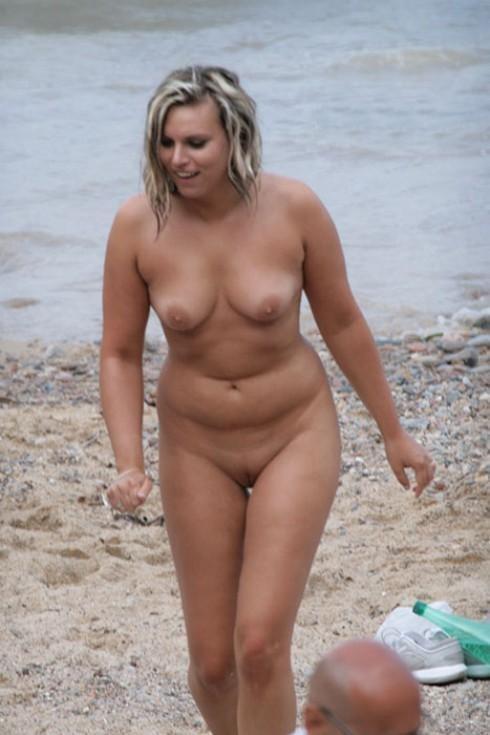 She never gets tired of demonstrating her wonderful body