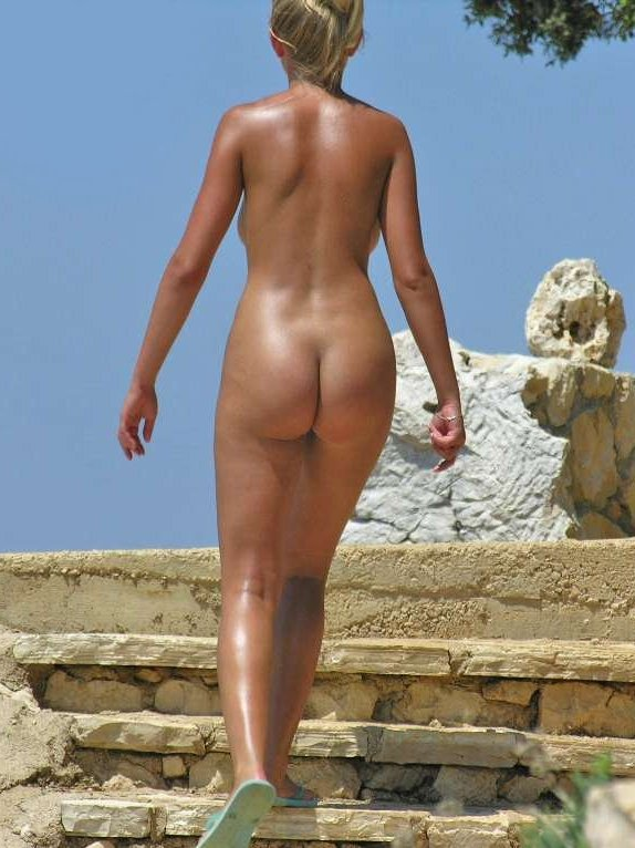 Nude beach babes spreading compilation