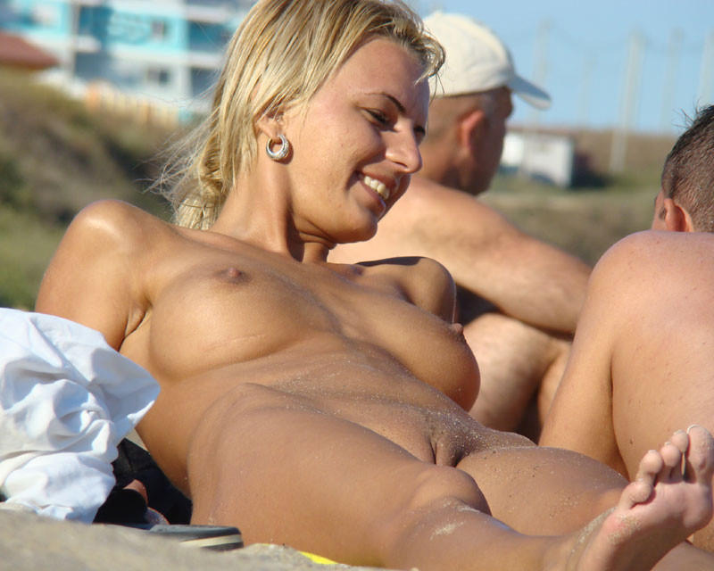 Pretty naked blonde always reminds you of something you cannot have